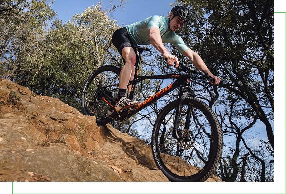 Bicicleta MTB X12 Mendiz