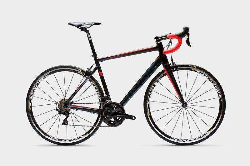 Bicicleta de carretera F3 Mendiz