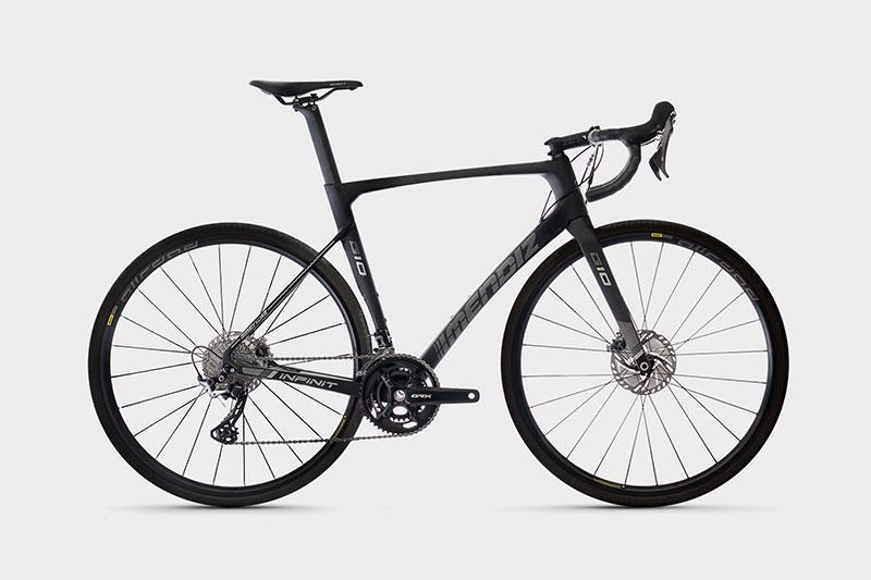 Bicicleta de carretera Gravel G10 Mendiz