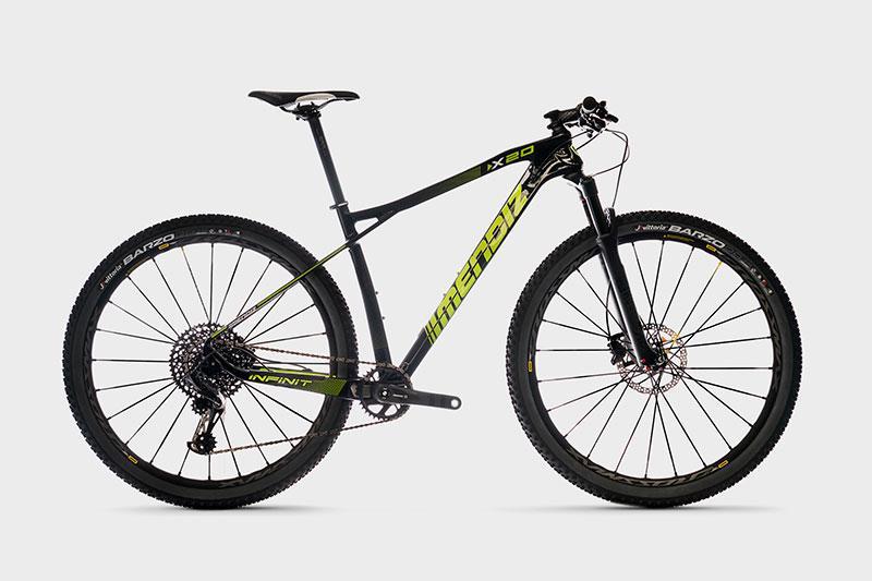 Bicicleta de MTV X20 Mendiz