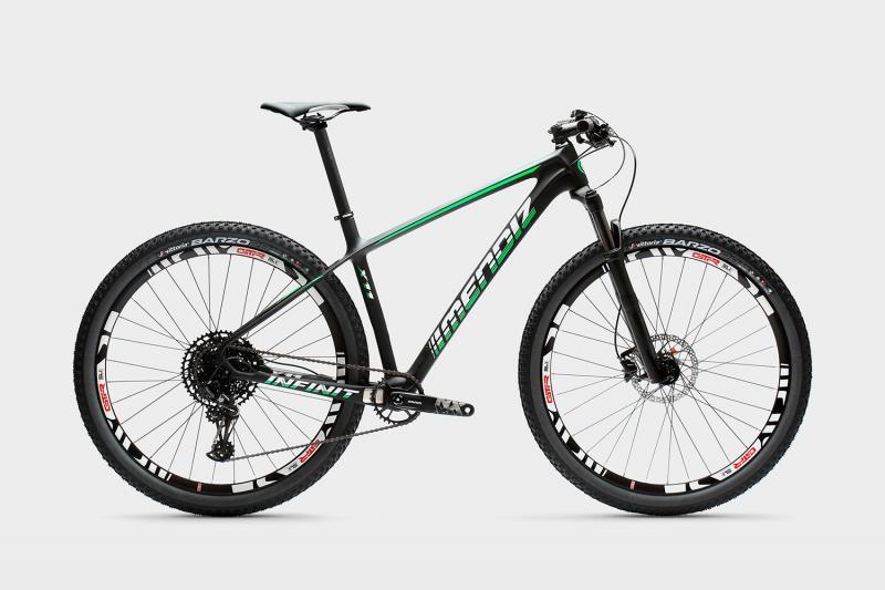 Bicicleta MTB X11 Mendiz