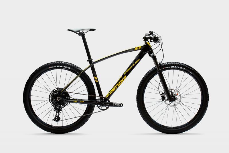 Bicicleta MTB X8 Mendiz
