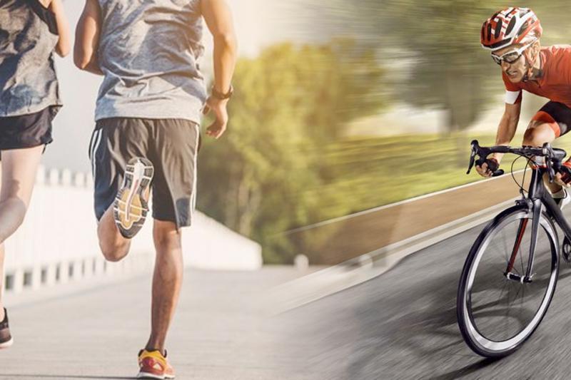 Compatibilidad entre el ciclismo y el running