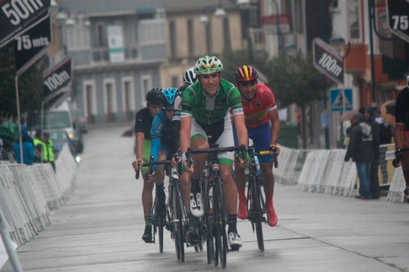 Mendiz en la competición. Una durísima Volta a Galicia dice adiós a la temporada 2019.